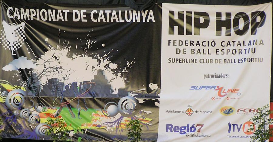 I Campionat de Catalunya de Hip Hop. Resultats i Imatges