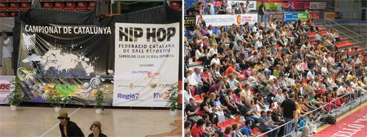 I Campionat de Catalunya de Hip Hop. Resultats i Imatges   Federació Catalana de Ball Esportiu