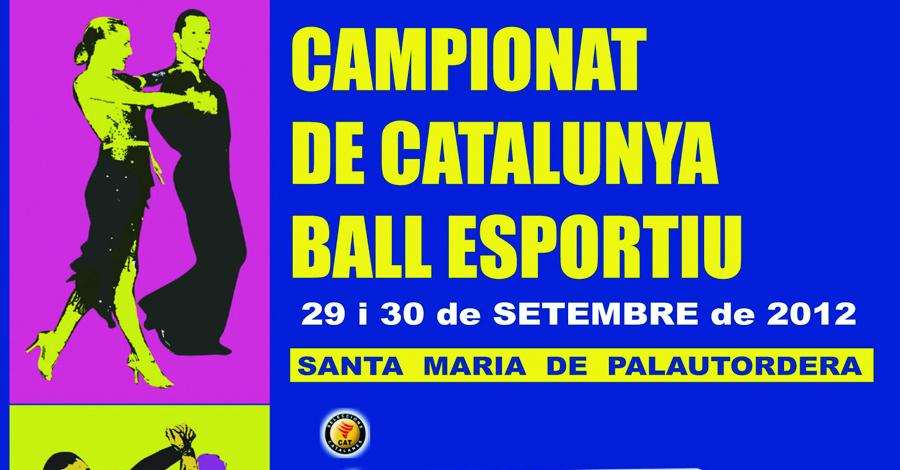 Resultats Campionats de Catalunya 2012 (Wheelchair)