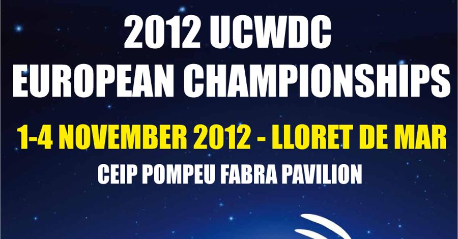 Carrusel fotos dels UCWDC European Championships 2012