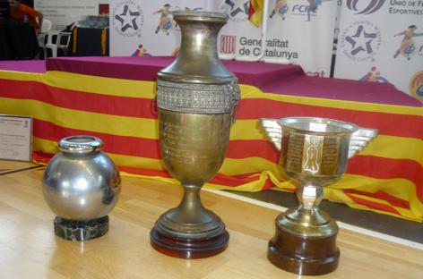 Presentació llibre sobre el ball a Catalunya. Agraïments    Federació Catalana de Ball Esportiu
