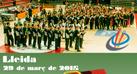 2a prova de la Lliga Catalana de Clubs a Lleida. Horaris i llistats