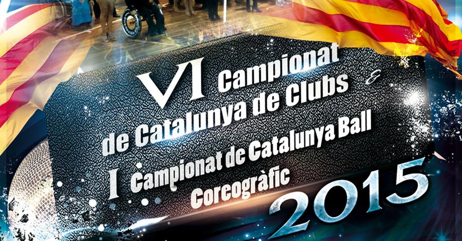 I Campionat de Catalunya de Ball Coreogràfic 2015. Resultats