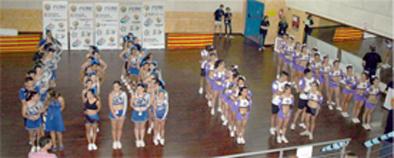 I Campionat de Catalunya Cheerleading 2015. Resultats  | Federació Catalana de Ball Esportiu