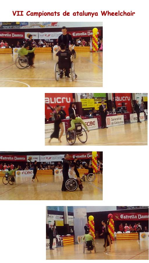 VII Campionats de Catalunya Wheelchair 2015. Imatges  | Federació Catalana de Ball Esportiu