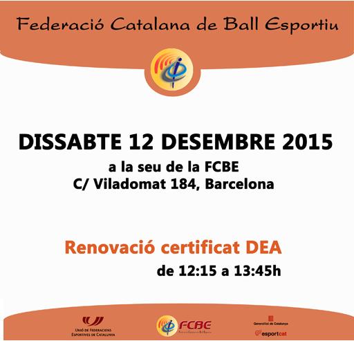 Federaci catalana de ball esportiu fcbe for Oficina de treball renovacio