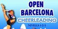 II Open Barcelona Cheerleading. Resultats