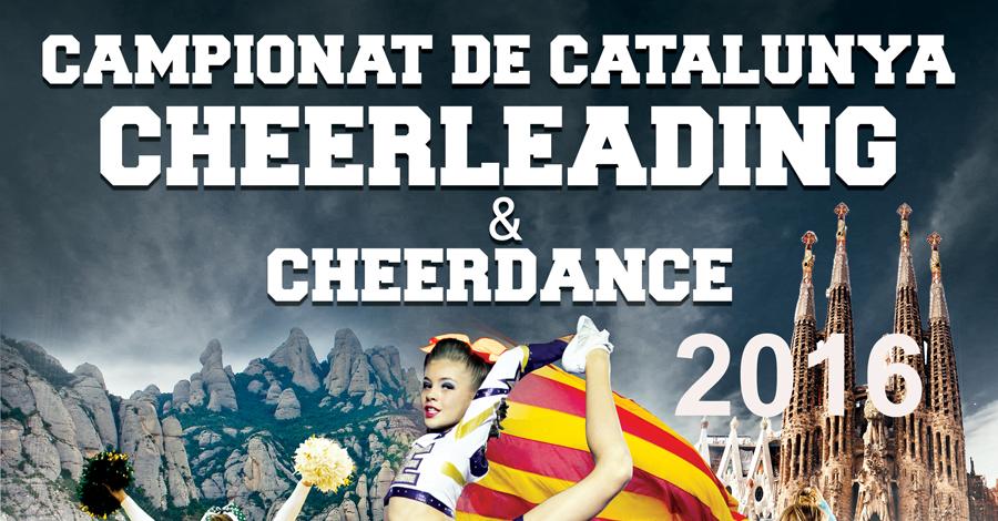 II Campionat de Catalunya Cheerleading & Cheer Dance 2016. Resultats