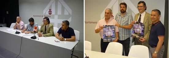Campionats de Catalunya de Clubs i Ball Coreogràfic. Roda de premsa  | Federació Catalana de Ball Esportiu