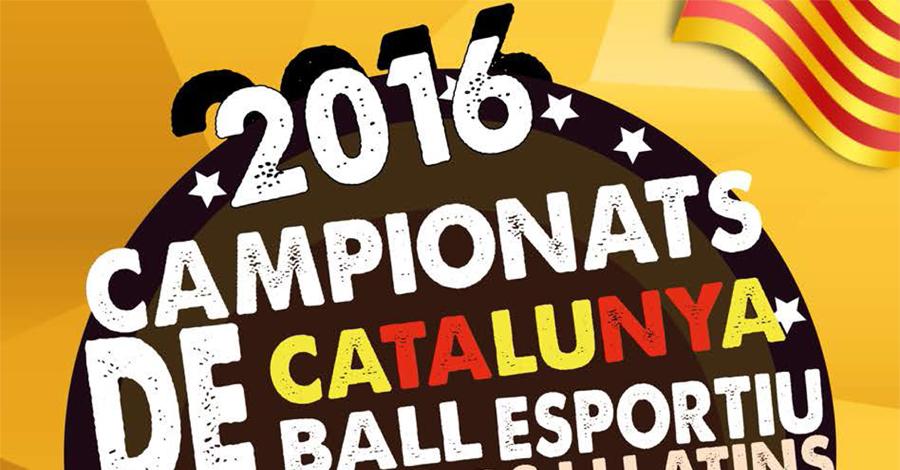 Campionats de Catalunya 2016 (Estàndards i Llatins). Totes les imatges