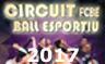 Circuit de Ball Esportiu Català 2017. Sol·licitud organització proves
