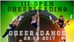 III Open BCN Cheerleading. Fulls Inscripció