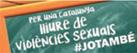 25 novembre Dia Internacional contra la violència sexual