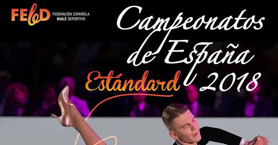 Resultats Campionat d'Espanya 2018 Estàndards