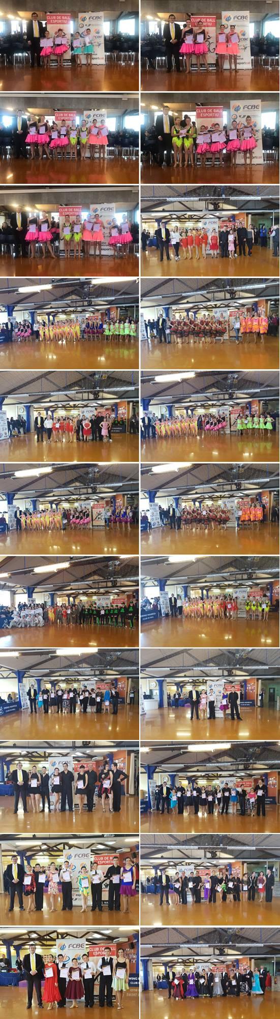 3a Prova Circuit Ball Esportiu Català. Team Swing. Imatges      Federació Catalana de Ball Esportiu