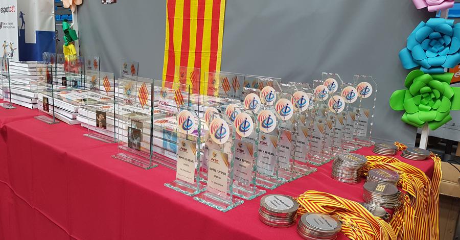 Campionats Catalunya 2018 (Estàndards i Llatins). Imatges