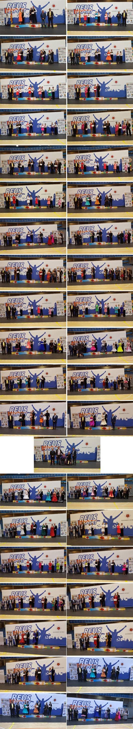 Campionats Catalunya 2018 (Estàndards i Llatins). Imatges  | Federació Catalana de Ball Esportiu