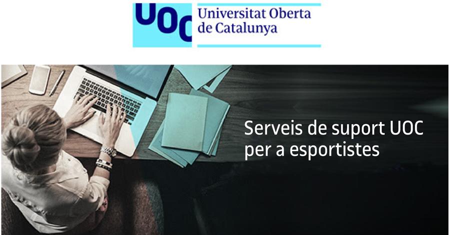 Conveni de la UFEC amb la Universitat Oberta de Catalunya