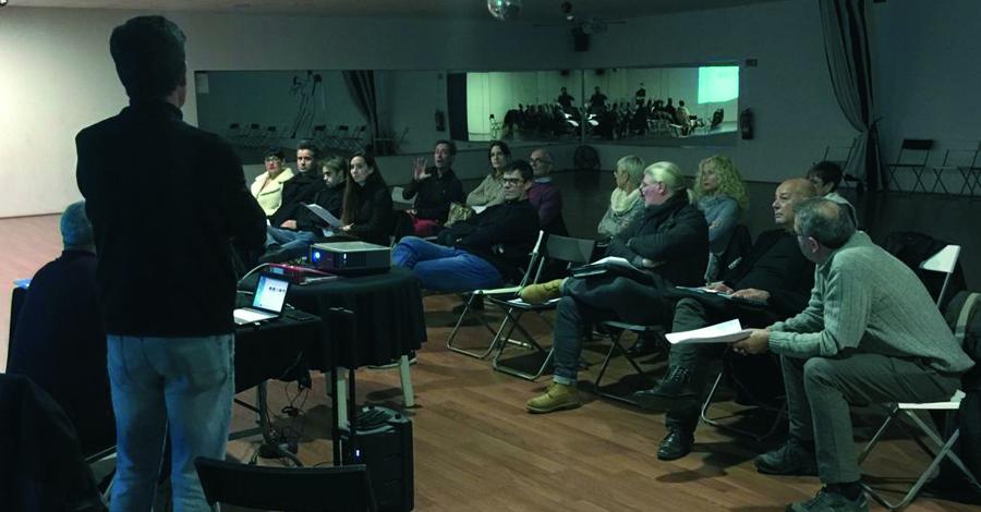 Realització del Seminari Performing Arts i Congrés Ball Sincronitzat