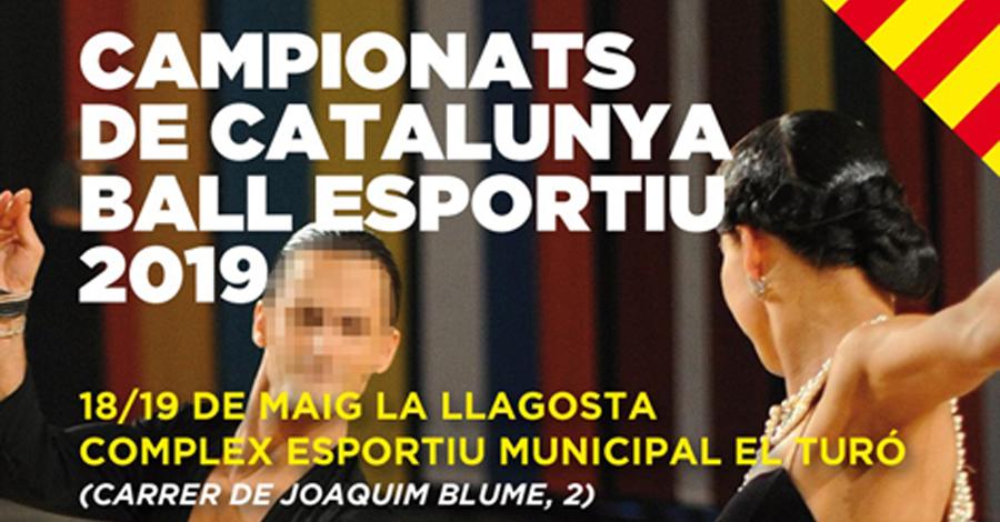 Campionats de Catalunya de Ball Esportiu. Informació i Inscripcions