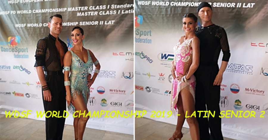 WDSF World Championship Latin Senior 2