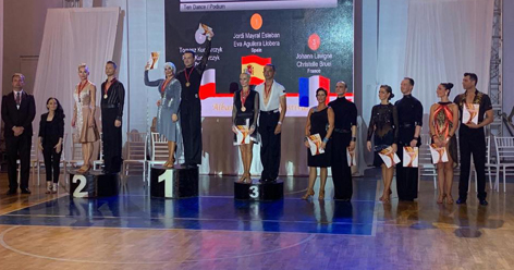 WDSF World Championship Ten Dances Senior | Federació Catalana de Ball Esportiu