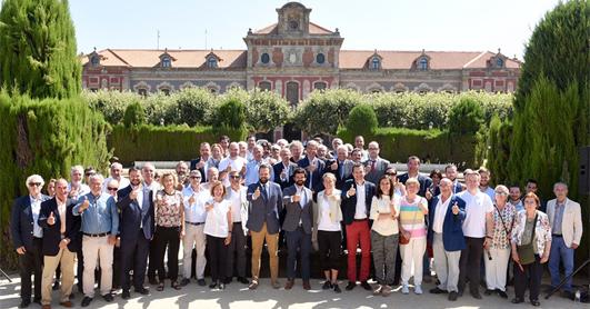 Presentació text definitiu de la ILP Llei de l'Esport | Federació Catalana de Ball Esportiu