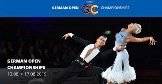 German Open 2019. Felicitacions | Federació Catalana de Ball Esportiu