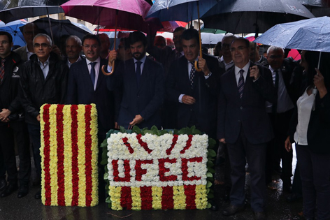 La FCBE en els actes de la Diada Nacional de Catalunya 2019  | Federació Catalana de Ball Esportiu