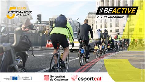 V Setmana Europea de l'Esport  | Federació Catalana de Ball Esportiu