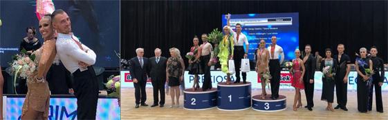 WDSF World Championship Senior 1 Latin 2019. Resultats   Federació Catalana de Ball Esportiu