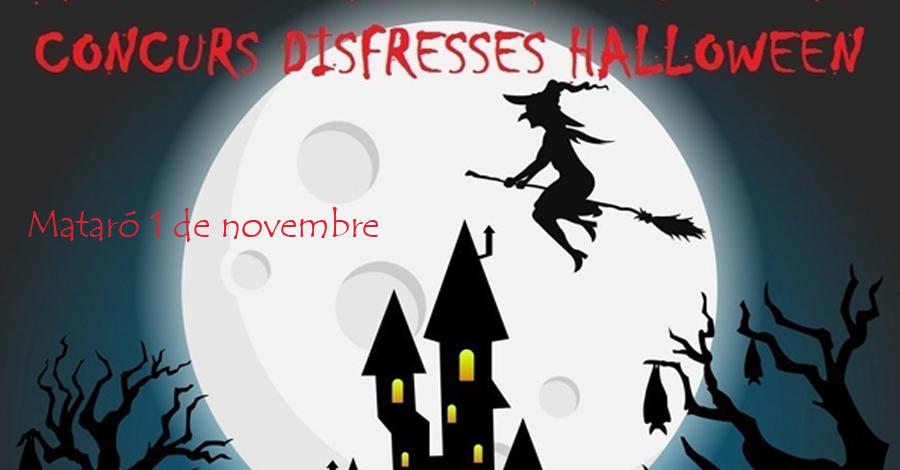 Concurs de Disfresses Halloween