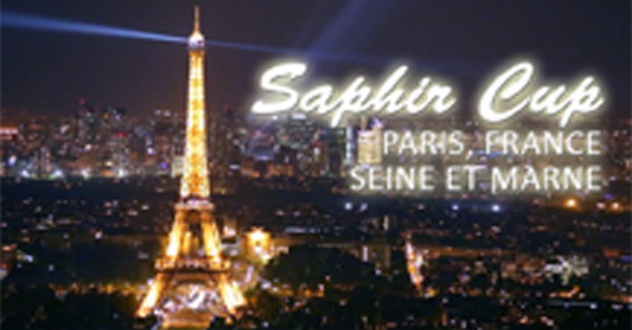 WDSF Open Saphir Cup Latin Senior