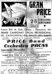 Exposició pòsters Campionats de Catalunya   | Federació Catalana de Ball Esportiu