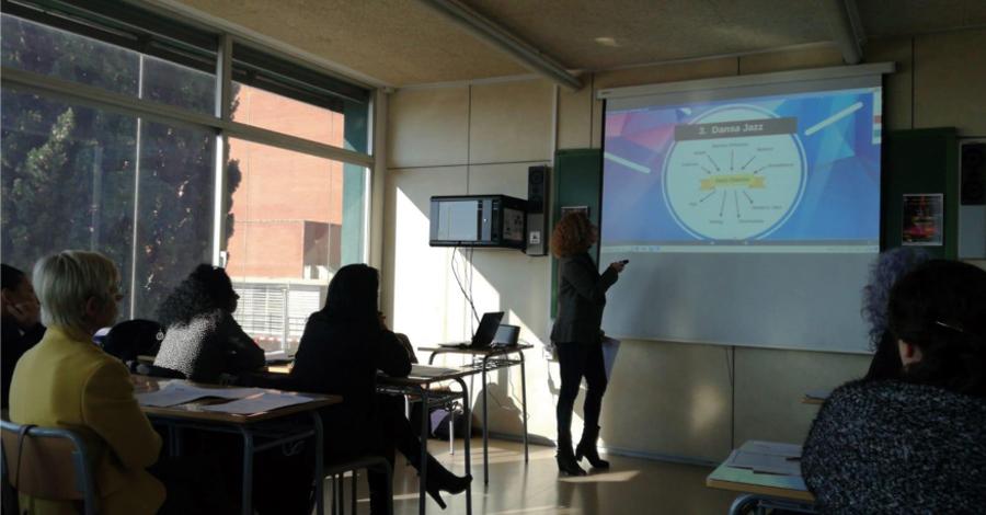 Realització de la Sessió Informativa i Seminari Jutges Performing Arts