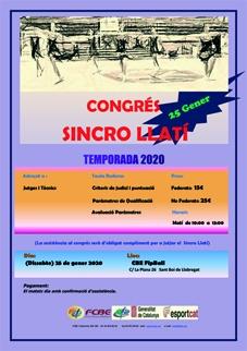 Congrés de Ball Sincronitzat Llatí (AJORNAT)