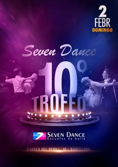 X Trofeu Seven Dance