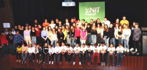19a edició de la Nit de l'Esport Solsonès | Federació Catalana de Ball Esportiu
