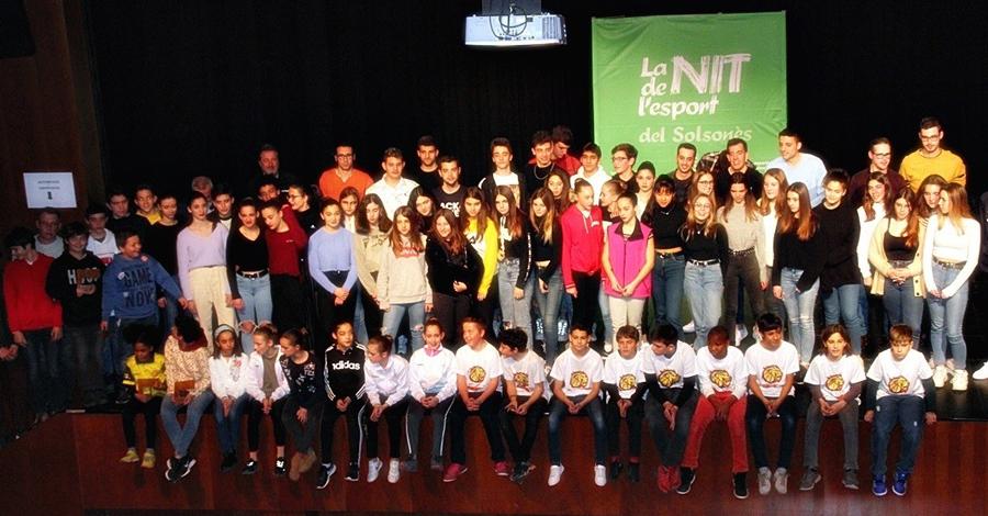 19a edició de la Nit de l'Esport Solsonès
