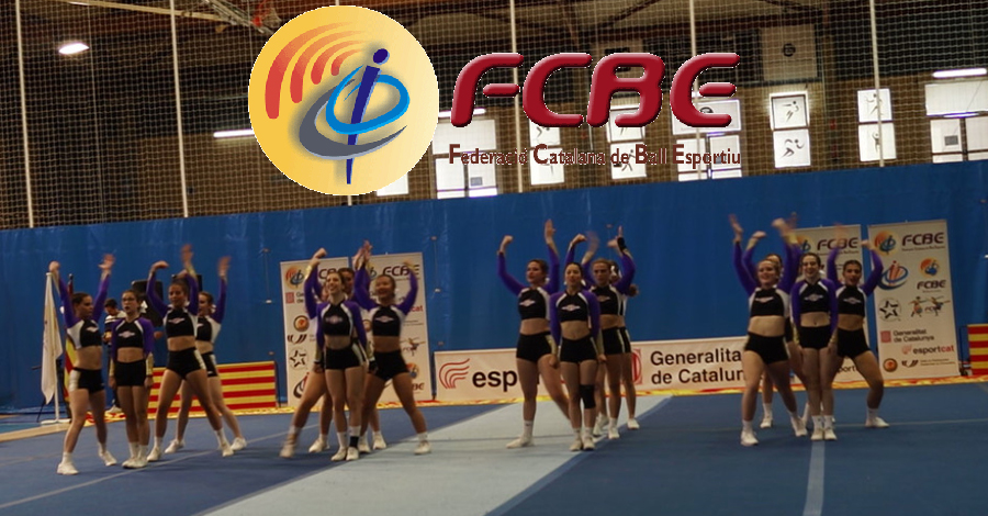 VI Open Catalunya Cheerleading 2020. Vídeo