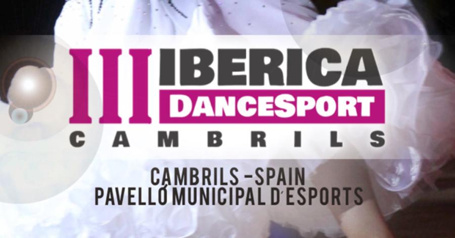 III Edició Ibèrica Dancesport a Cambrils