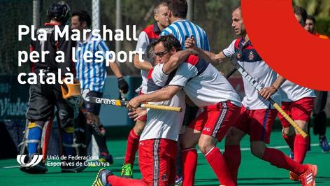Pla Marshall per a la recuperació de l'esport | Federació Catalana de Ball Esportiu