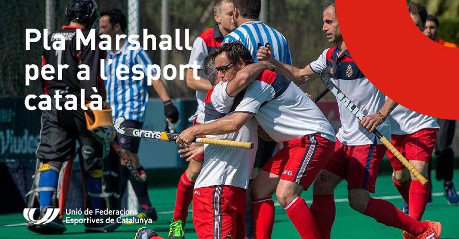 Pla Marshall per a la recuperació de l'esport