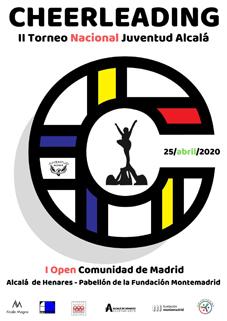 I Open Cheerleading Comunidad de Madrid (Anul·lat)