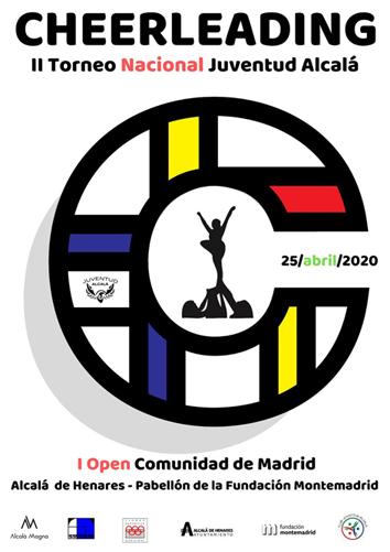 I Open Cheerleading Comunidad de Madrid   Federació Catalana de Ball Esportiu