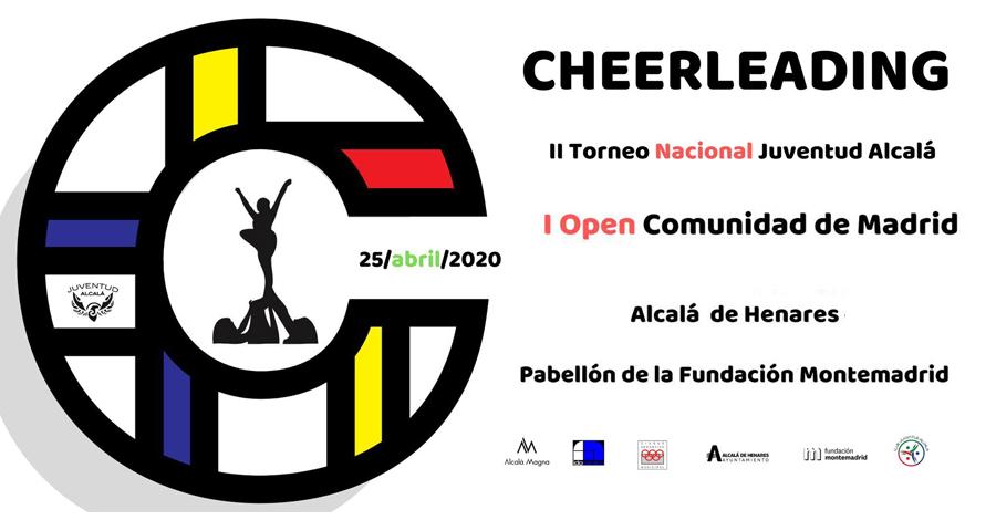 I Open Cheerleading Comunidad de Madrid