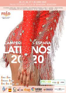 Campeonato de España Latinos 2020