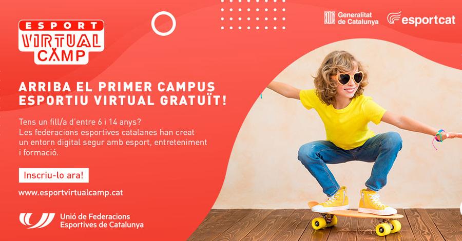 Campus Esportiu Virtual de la UFEC (Gratuït)