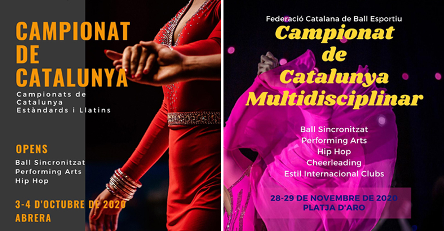 Campionats de Catalunya Ball Esportiu 2020