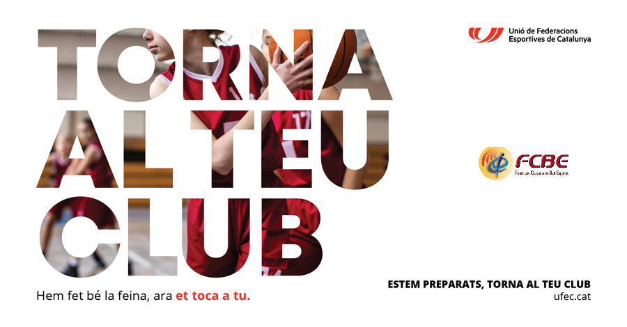 Estem preparats. Torna al teu club (2)